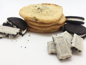 Dozen Cookies and Cream Cookie