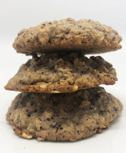 Dozen Blueberry Oatmeal Cookies