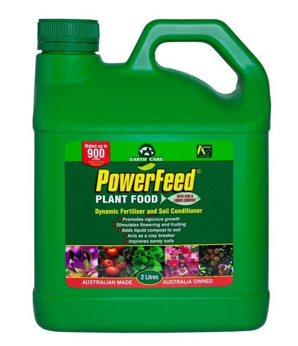 POWERFEED CONCENTRATE 2LT