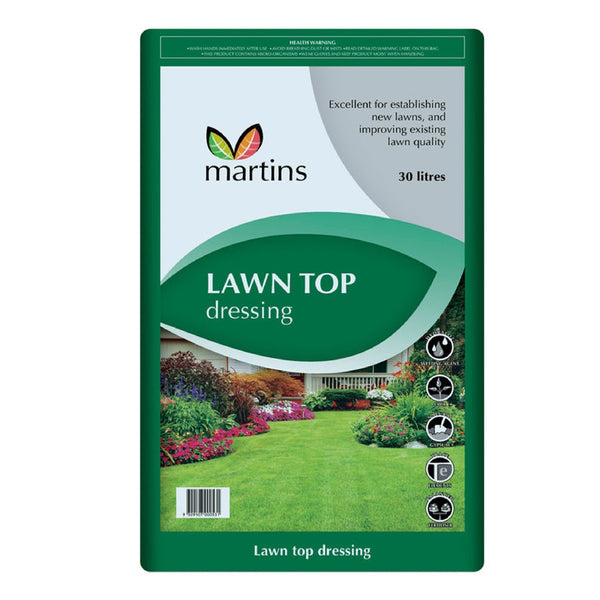 MARTINS LAWN TOP DRESSING 30LT