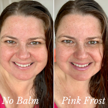 Load image into Gallery viewer, Pink Frost - Tinted Organic Lip Balm