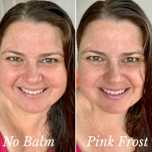 Pink Frost - Tinted Organic Lip Balm