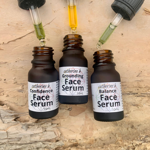 Face Serum Trio Tester Pack