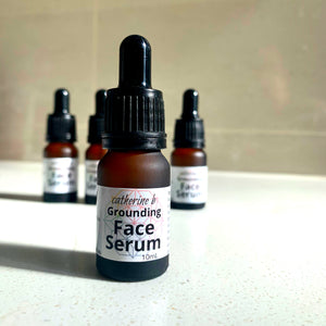 Face Serum - Grounding