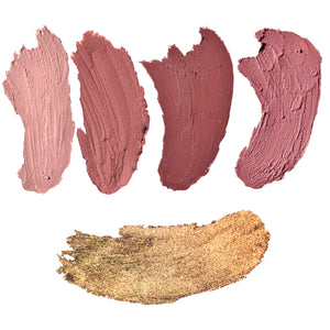 NEARLY NUDE LIPSTICK PACK