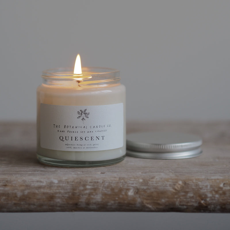 Botanical Candle Co | Quiescent
