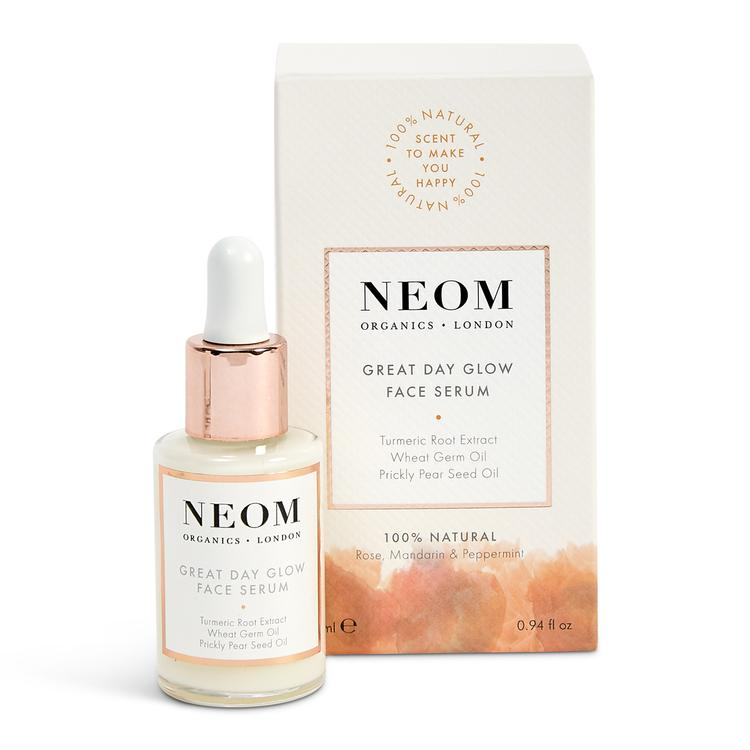 Neom Great Day Glow Face Serum