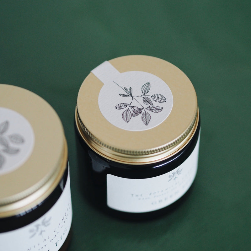 Botanical Candle Co | Green Fig