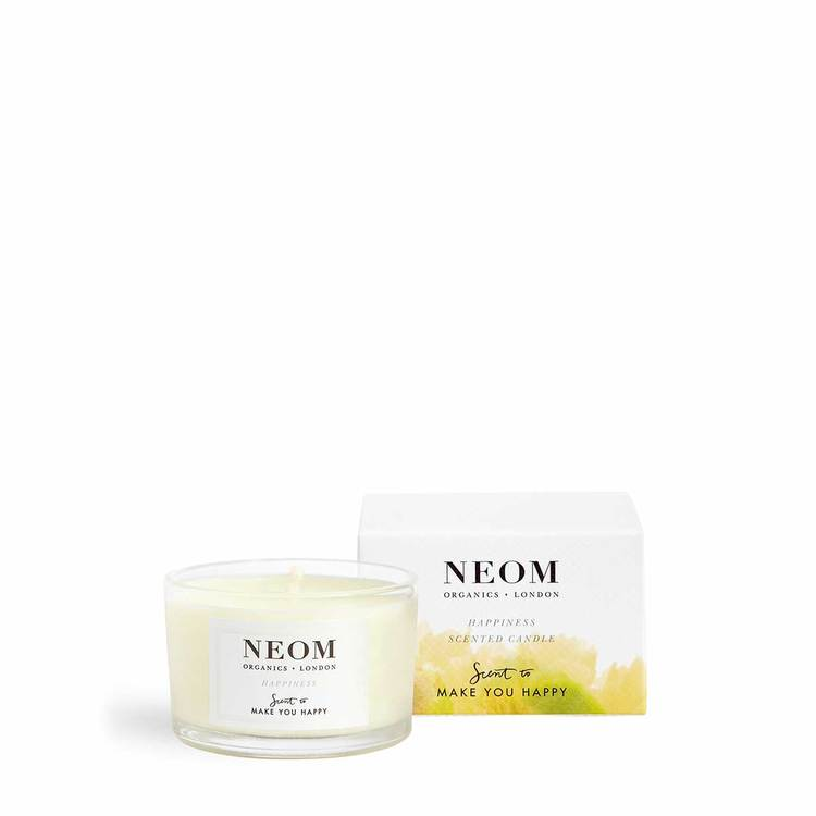 Neom Travel Candle Happiness