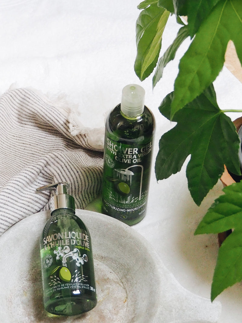 Olive En Provence Shower Gel