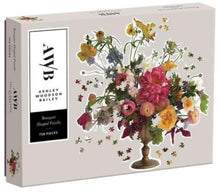 Load image into Gallery viewer, Ashley Woodson Bailey 750 Piece Shaped Puzzle