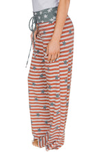 Load image into Gallery viewer, The American Dream Striped Lounge Pants