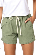 Load image into Gallery viewer, Green Faylin Shorts