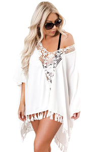 Got It Covered Crochet Swim Cover up