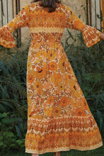 Load image into Gallery viewer, Orange Lady Love Maxi Dress