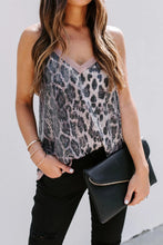 Load image into Gallery viewer, Leopard Print Slip Tank