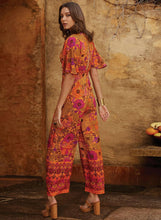 Load image into Gallery viewer, Chic Jumpsuit in Fiesta