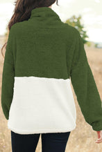 Load image into Gallery viewer, Green Two Side Story Sweatshirt