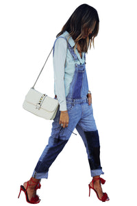 Blue Denim Overall for Women