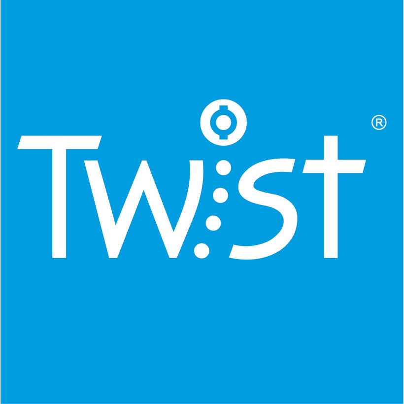 Twist - The exhibition display system that really does it all.