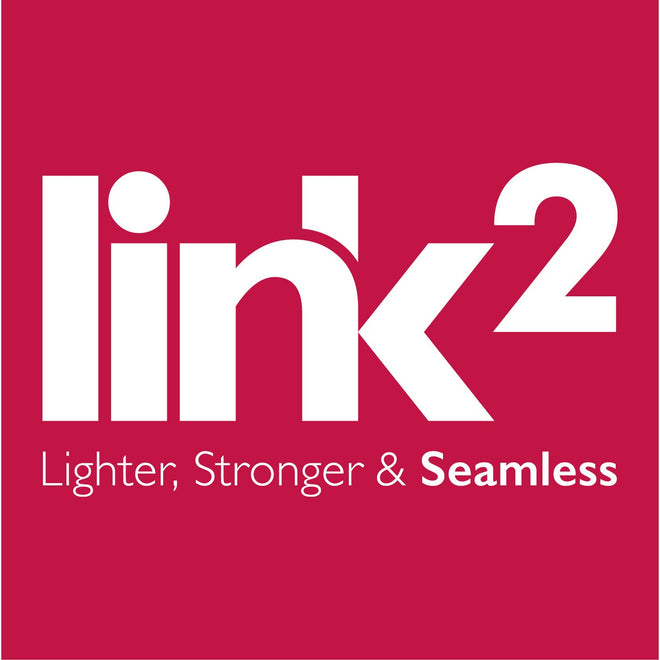Link2 - The world's first and only seamless linking roller banner