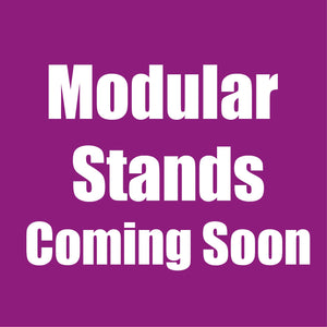 Modular Displays - Coming Soon - Rounded Edge Store