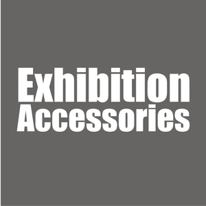 Exhibition Accessories - Rounded Edge Store