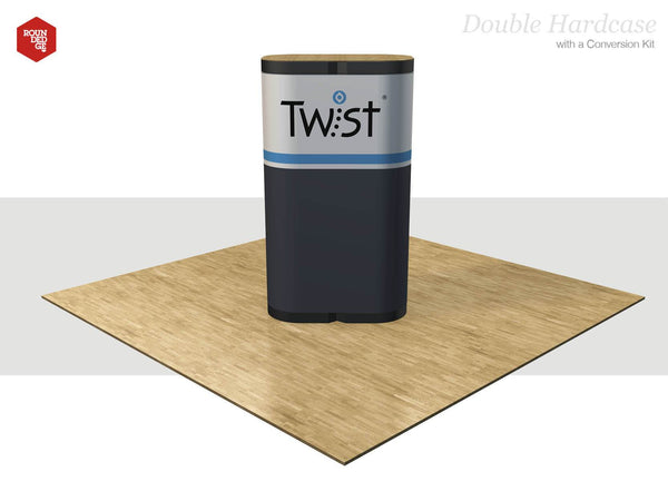 Twist - Hardcase Conversion Kit - Rounded Edge Store