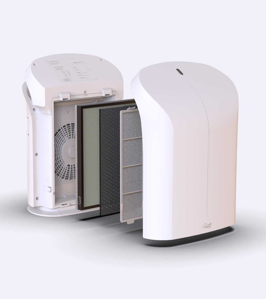 BioGS 2.0 air purifier 4 stages