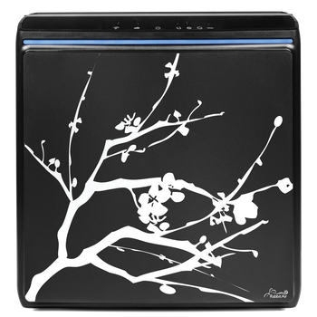 A3 air purifier with Cherry Blossom design