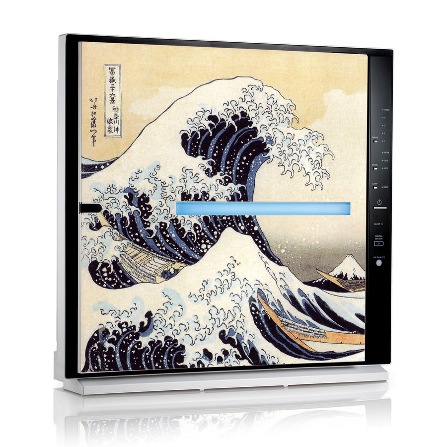 Great Wave (White)
