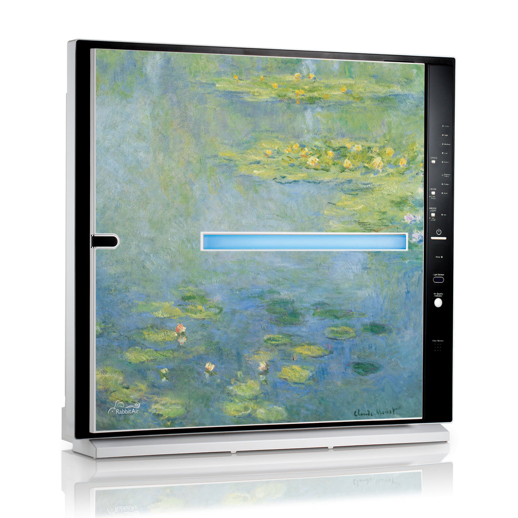 MinusA2 Artists Series Air Purifier (Water Lilies)