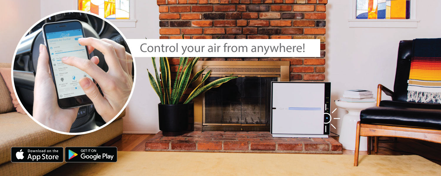 Control Your MinusA2 Air Purifier