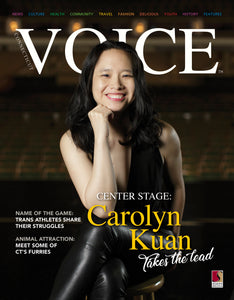 CT Voice Magazine Free Subscription