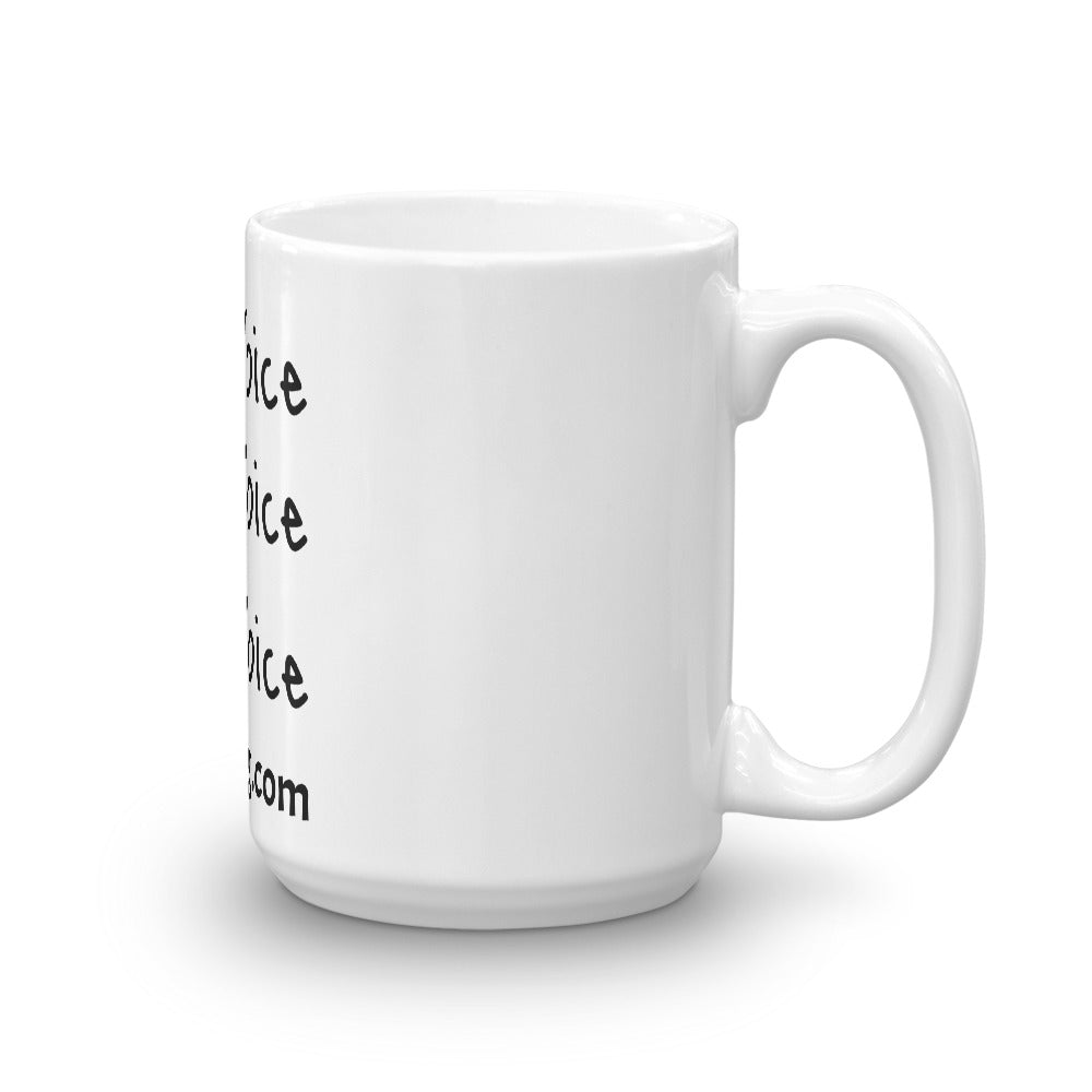 My Voice, Your Voice, CT Voice Mug