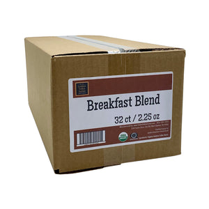 Breakfast Blend Food Service Case