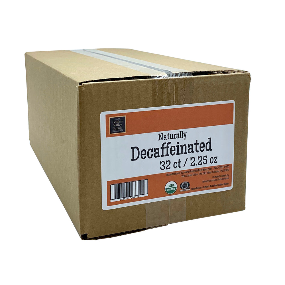 Decaf House Blend Food Service Case