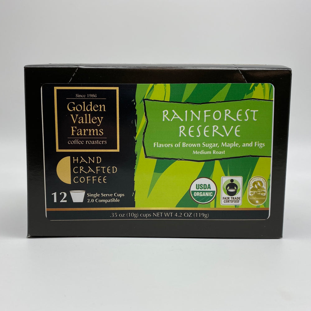 Load image into Gallery viewer, Rainforest Reserve Single-Serve Cups