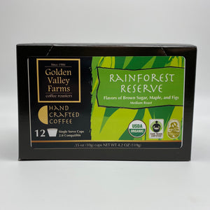 Rainforest Reserve Single-Serve Cups