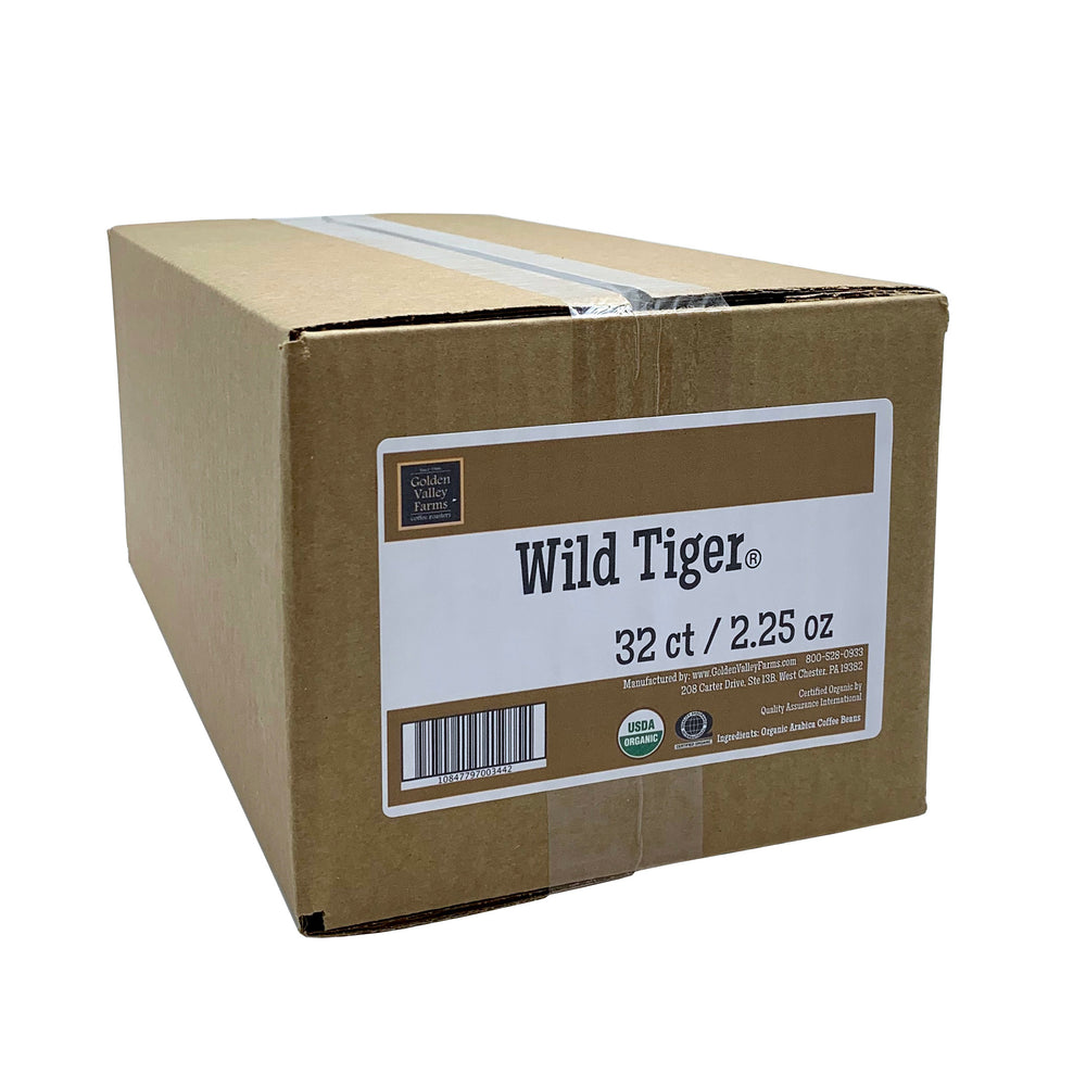 Wild Tiger® Food Service Case.