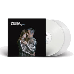 Monsieur Gainsbourg Revisited - Double Vinyle Blanc