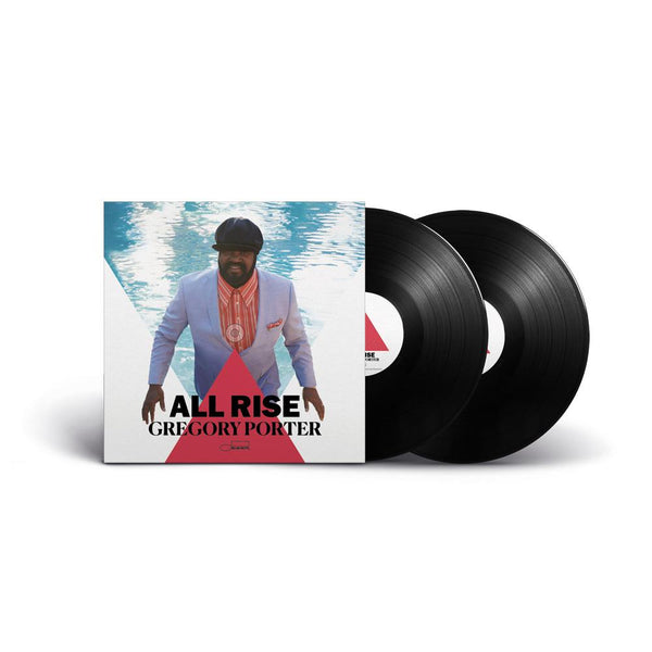 Gregory Porter - All Rise - Double Vinyle