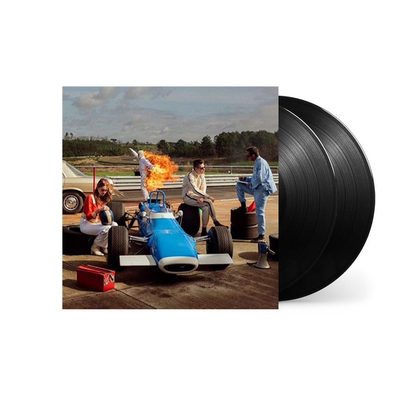 Benjamin Biolay - Grand Prix - Double Vinyle Deluxe