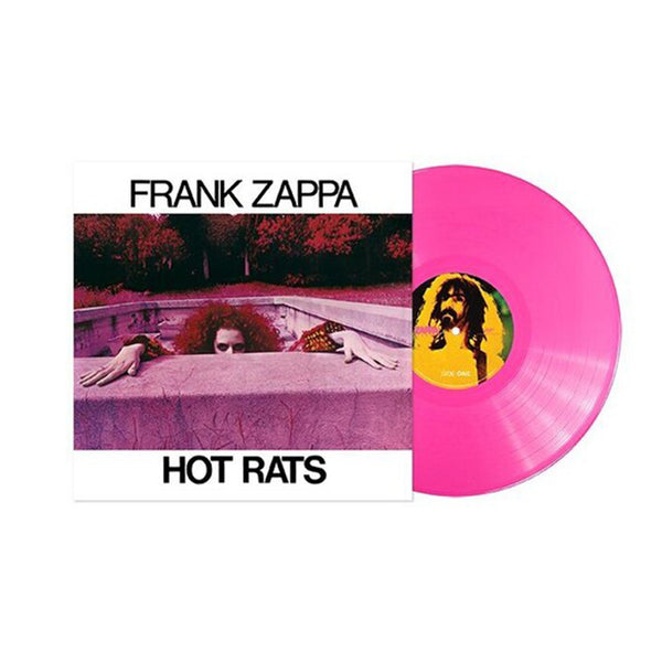 Frank Zappa - The Hot Rat Sessions - Vinyle Rose