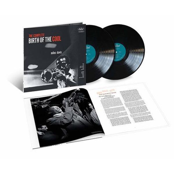 Miles Davis - The Complete Birth Of The Cool - Double Vinyle Deluxe
