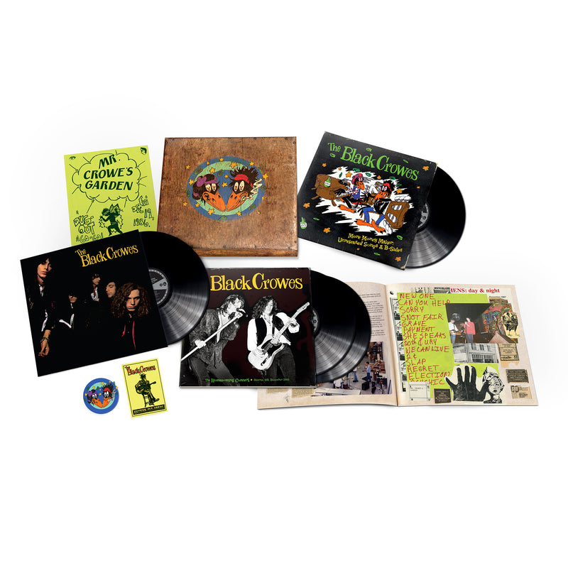 The Black Crowes - $hake Your Money Maker - Coffret 4LP Super Deluxe