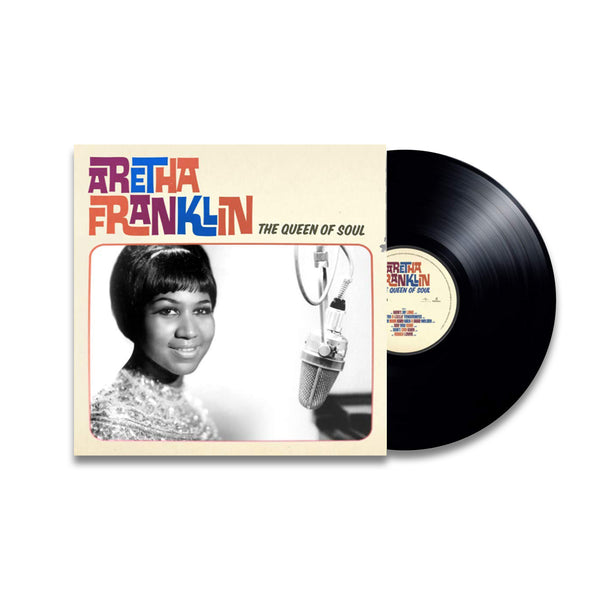 Aretha Franklin - The Queen Of Soul - Vinyle
