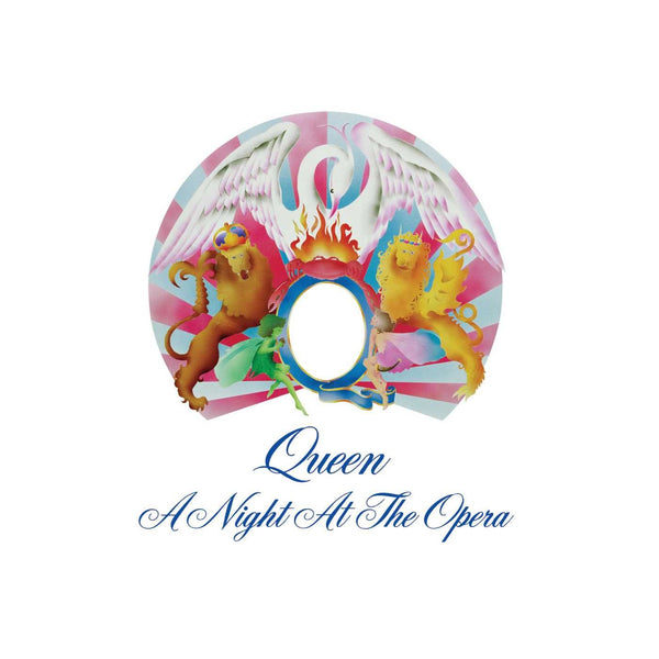 Queen - A Night At The Opera - Vinyle