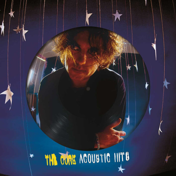 The Cure - Vinyle The Cure acoustics - Double VINYLE