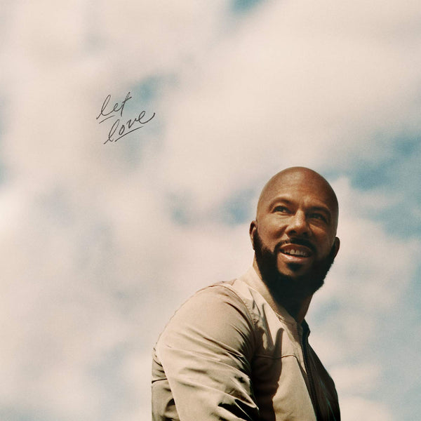 Common - Let Love - Vinyle jaune